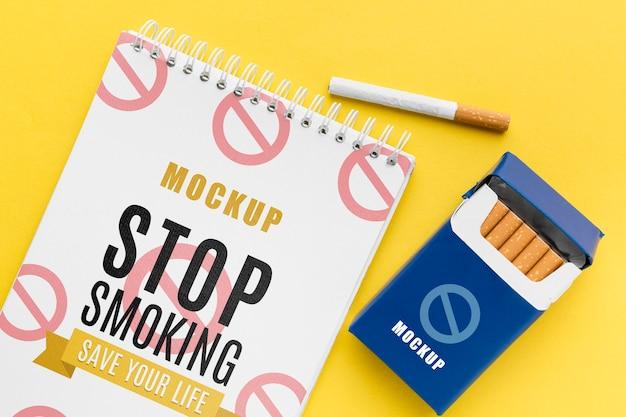 Stop met het smokken van conceptmodel