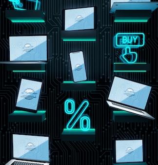 Super korting cyber maandag verkoop