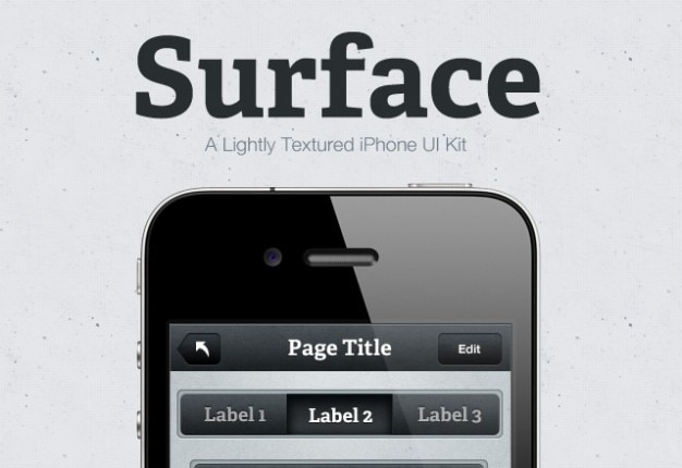 Superficie iphone kit