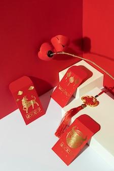 Surtido de año nuevo chino