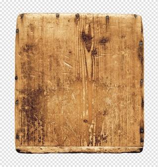 Tablero de madera vieja grunge