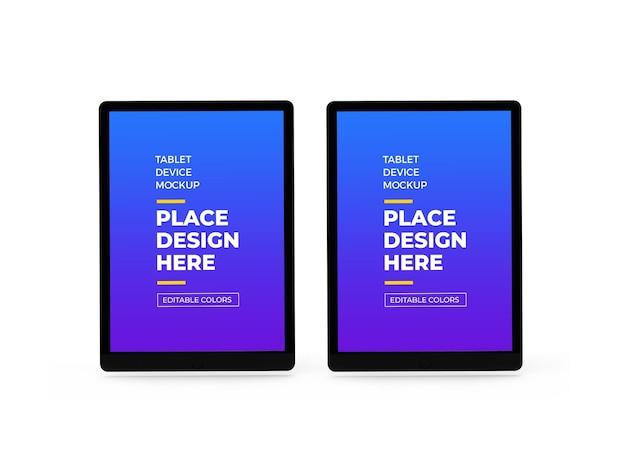 Tablet-apparaat 3d-model