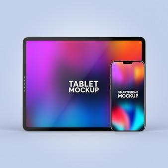 Tablet- en smartphonemodel