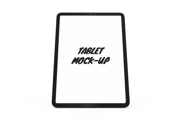 Tablet mock-up isolato