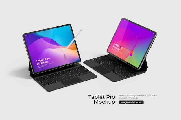 Tablet pro psd-mockup