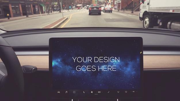 Tablet scherm