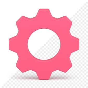 Tandrad 3d-pictogram