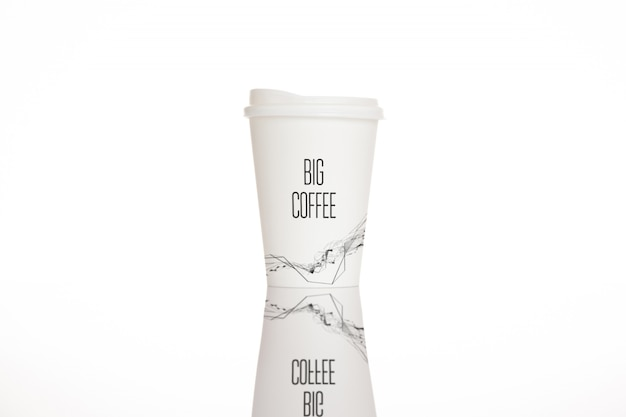 Tazza di caffè mock-up