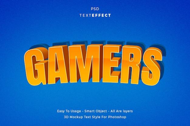 Tekststijl voor gamers
