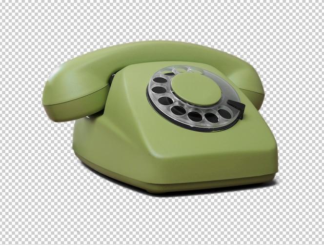 Teléfono cool vintage