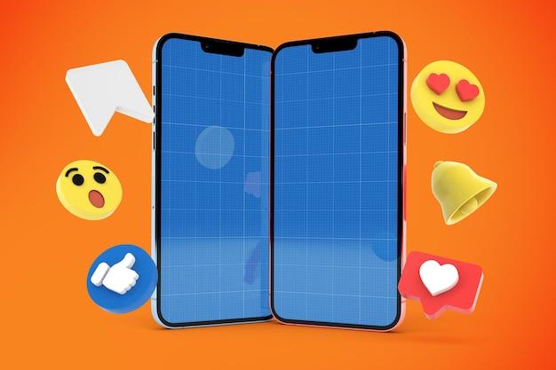 Telefoon 13 sociale media