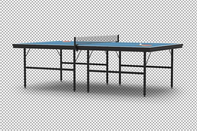 Tenis de mesa 3d