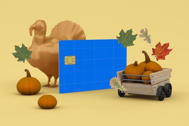 Thanksgiving-creditcard