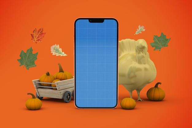 Thanksgiving-telefoon 13