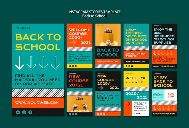 Torna a storie di instagram di scuola