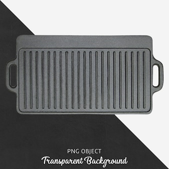 Transparante gietgrill