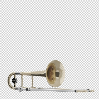 Trombone isométrico