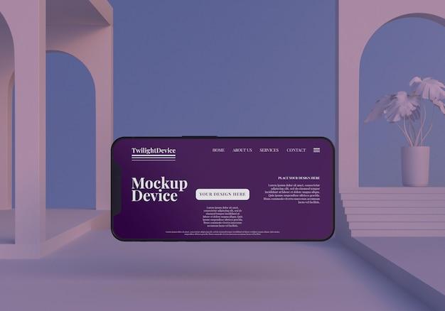 Twilight-apparaatmodel