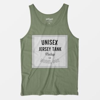 Unisex flex fleece hoodie met rits mockup 02