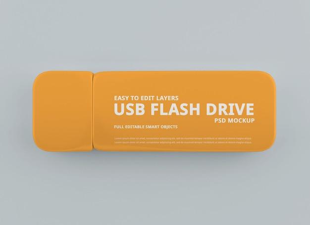 Usb-drive mockup