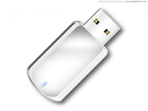 Usb flash drive icona (psd)