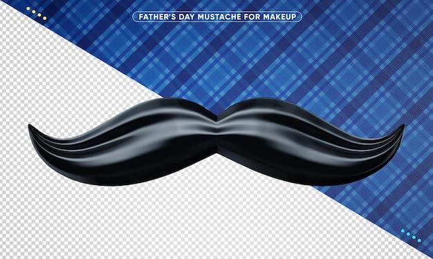 Vaders dag snor rendering
