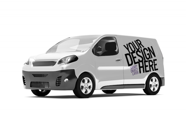 Van mock up