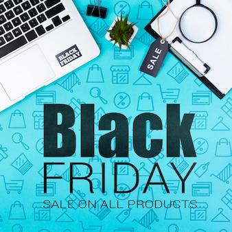 Verkoop open online voor zwarte vrijdag
