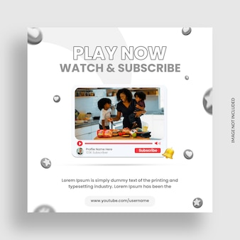 Video marketing publicidad en youtube publicación en redes sociales