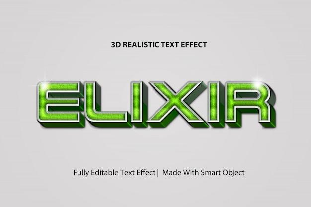 Videogame filmische teksteffect-laagstijl