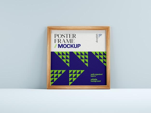 Vierkant posterframe