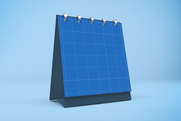 Vierkante kalender