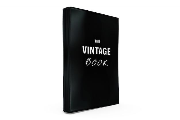 Vintage boekmodel