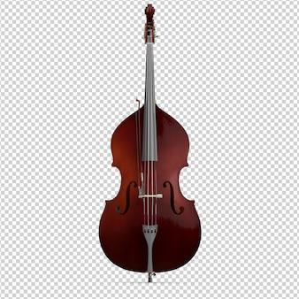 Violin isometrico