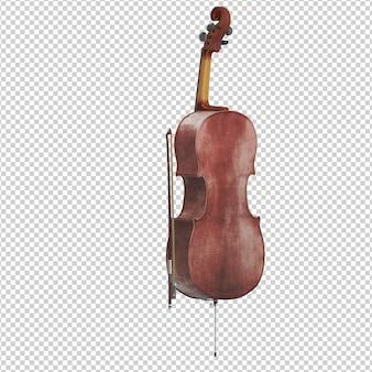 Violino isometrico