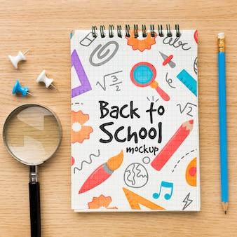 Vista dall'alto, ritorno al modello di sistemazione scolastica