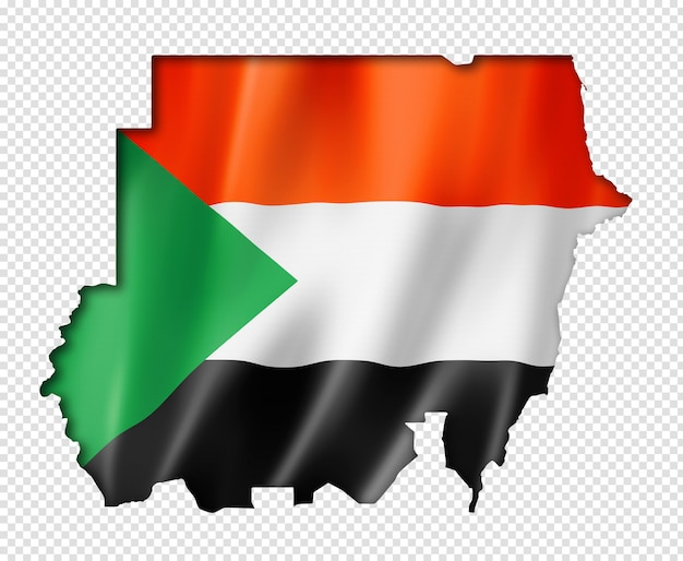 Vlag van soedan