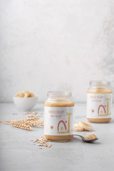 Voedzame voeding voor baby's