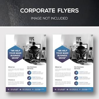 Volante corporativo
