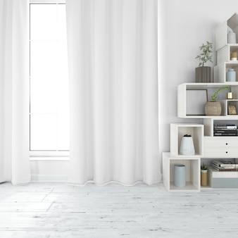 Woonkamer modern meubilair