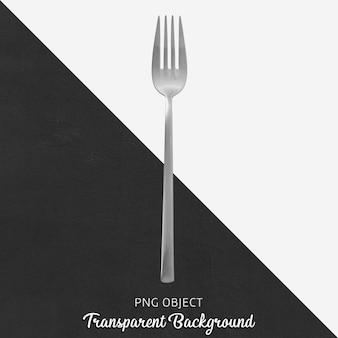 Zilveren voedselvork