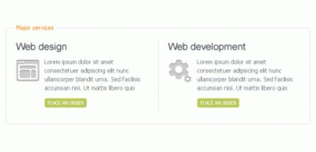 Zoete web box