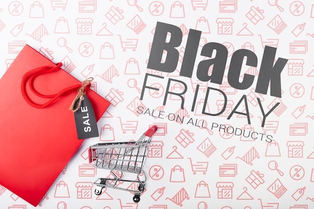 Zwarte vrijdag promoties online beschikbaar