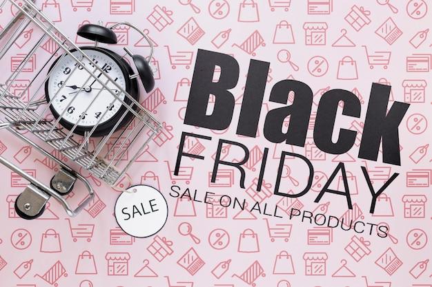 Zwarte vrijdag verkoopmotieven beschikbaar