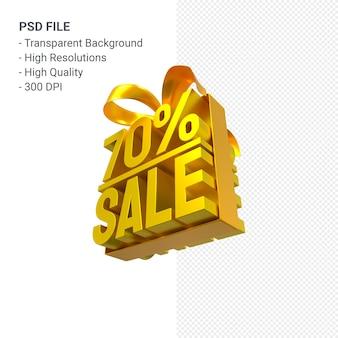 70% vente avec conception 3d arc et ruban