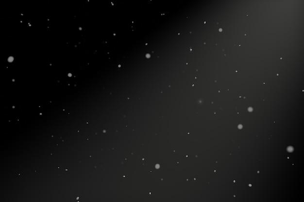 Abstrait avec la conception de particules de poussière