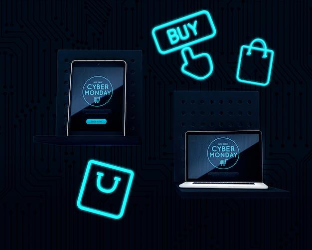 Achetez maintenant les meilleurs téléphones cyber lundi