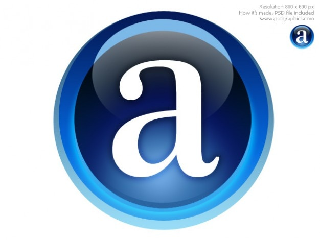 Alexa logo tutorial photoshop