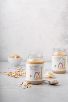 Aliments nutritifs pour bébés