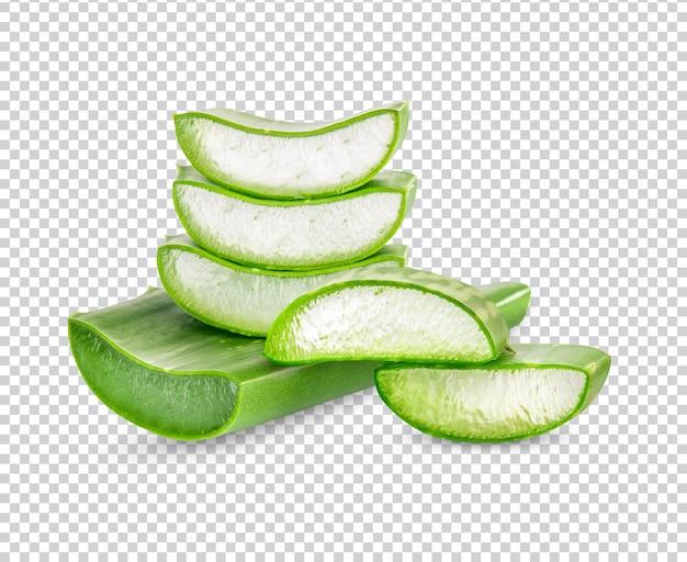 Aloe vera isolé premium psd